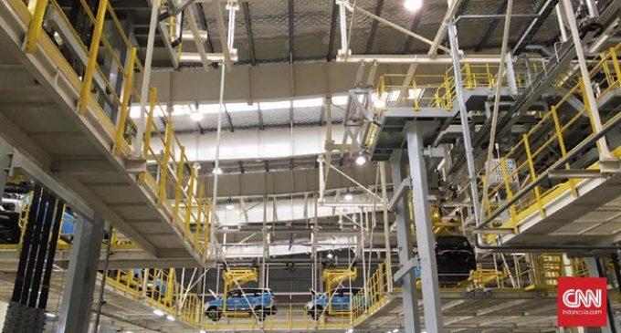 Pabrik Wuling, Investasi Paling Impresif dari China
