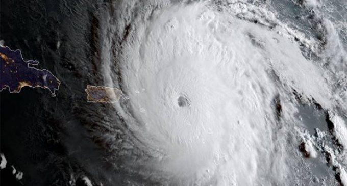 Kerusakan Ekonomi Akibat Badai Irma Capai Rp2.641 Triliun