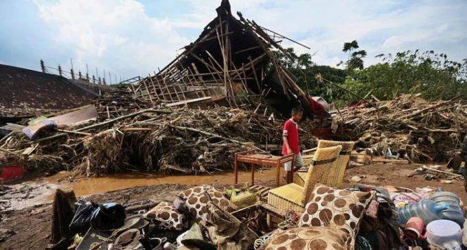 Garut, Daerah Rawan Bencana Nomor Dua di Indonesia