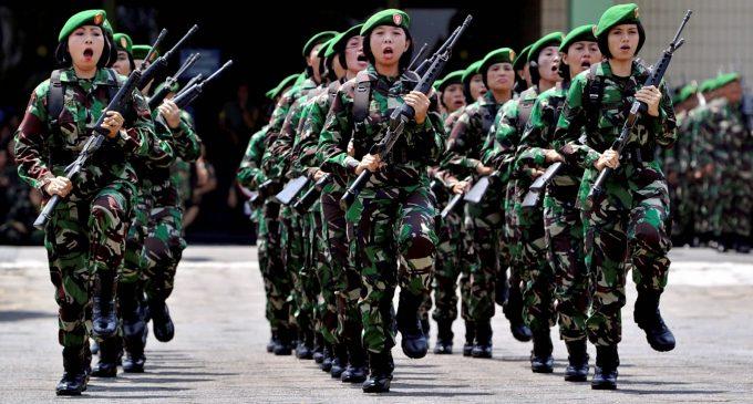 Kelompok Pembela HAM Meminta Tentara Indonesia untuk Menghentikan Tes Keperawanan