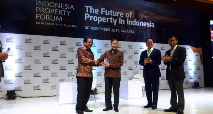 Indonesia Property Forum 2017, Sofyan Djalil: Bisa Memperkaya Pengetahuan Saya Buat Aturan