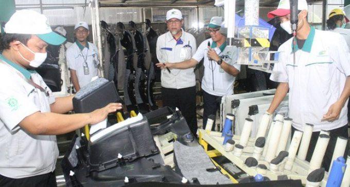 Toyota Indonesia Perkuat Daya Saing Rantai Suplai Industri Automotif
