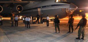 俄罗斯派遣4架飞机 参与在巴布亚的导航训练