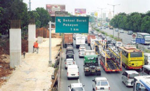 Aturan Ganjil-Genap Merambah Tol Jakarta-Cikampek