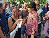 Walikota Singkawang, Tjhai Chui Mie Kunjungi Korban Kebakaran
