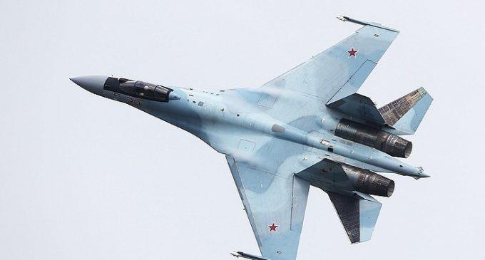 Rusia: Indonesia Menyetujui Kontrak Pengiriman Jet Tempur Su-35