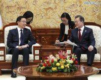 Pemimpin China dan Korea Selatan Bertemu di Atmosfer Positif Perihal Situasi Semenanjung
