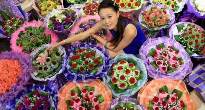 Survei: Pengeluaran Hari Valentine Terbesar di Asia Pasifik Adalah China, dan Hong Kong Menempati Posisi Ketiga