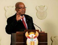 Presiden Afrika Selatan Mundur karena Desakan Partai