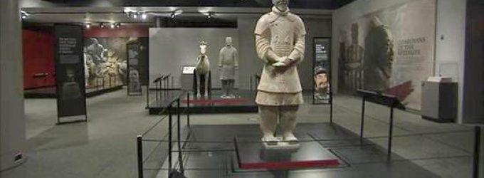 China Mendesak AS untuk Bersikap Keras Terhadap Pencuri Jempol dari Prajurit Terakota Seharga $ 4,5 Juta di Museum Philadelphia