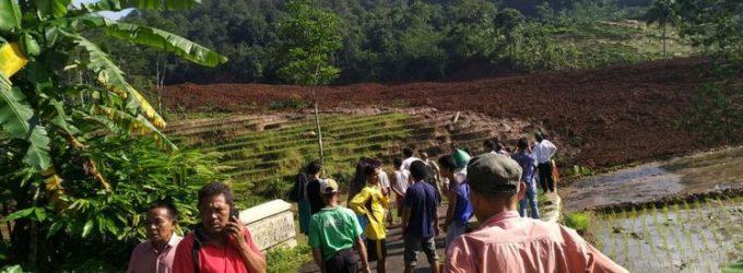 5 Orang Tewas dan 15 Orang Hilang dalam Bencana Tanah Longsor di Brebes