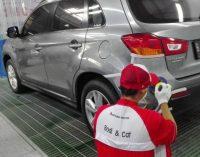 Mengecat Mobil di Bengkel Resmi, Ada Harga Ada Rupa
