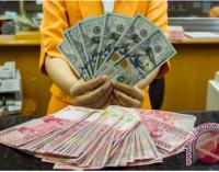 Rupiah Rabu Sore Menguat ke Rp13.395 per Dolar