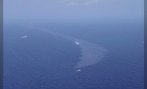 Coast Guard: Tumpahan minyak dari Kapal Tanker Iran yang Tenggelam Mencapai Pantai Jepang