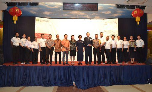 Walikota Singkawang Menghadiri Pemberkahan Akhir Tahun Buddha Tzu Chi