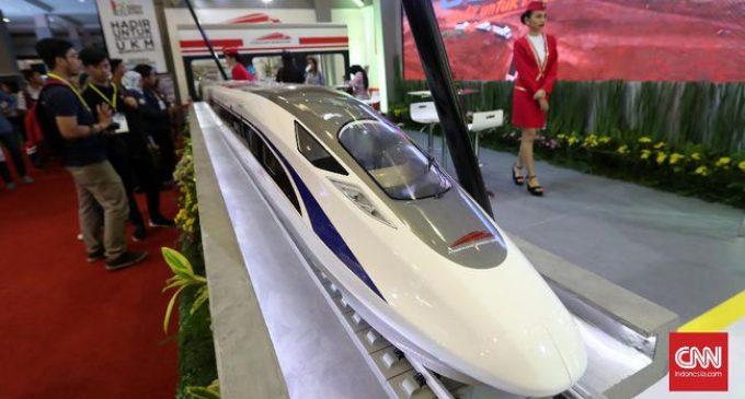 鲁胡特统筹部长称 雅加达万隆高铁工程有可能会延申至中爪哇日惹