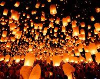 8 Festival Lampion di Dunia