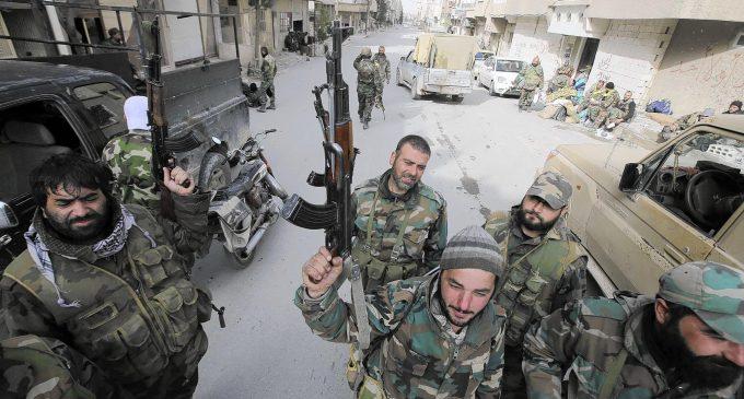 Pejabat AS: Lebih dari 100 Pasukan Pro-Suriah Tewas Setelah Serangan yang Gagal