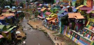 6 Kampung Warna-warni di Indonesia, Mana yang Terbaik?