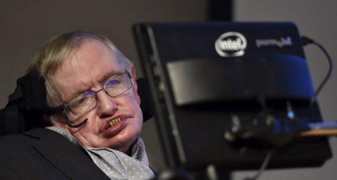 Stephen Hawking Meninggal di Usia 76 Tahun.