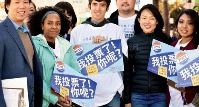 旧金山市长候选人赴华裔聚集区  推动选民登记