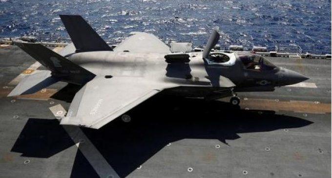 美方又鼓噪对台售F35战机  叫嚣:应对中国大陆威胁