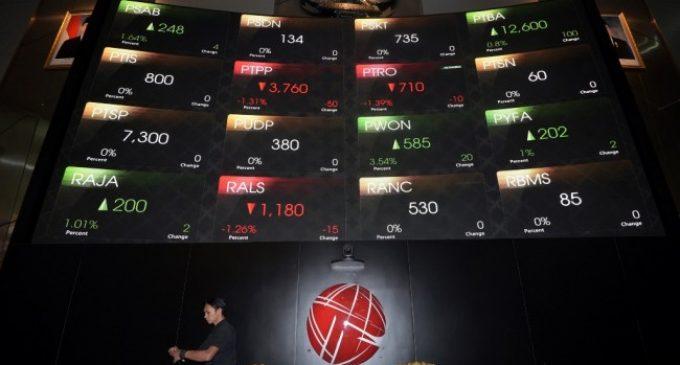 针对中美出现贸易战之忧逐渐消退  印尼及中国市场周二收盘走强