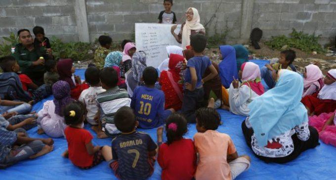 Anak Indonesia Timur paling rentan putus sekolah