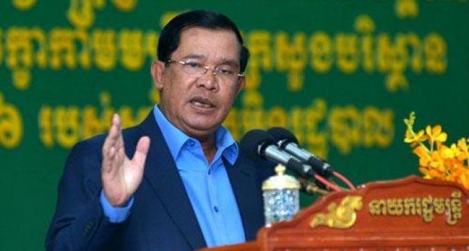 柬埔寨副首相表示  将与世界分享其扫雷技术