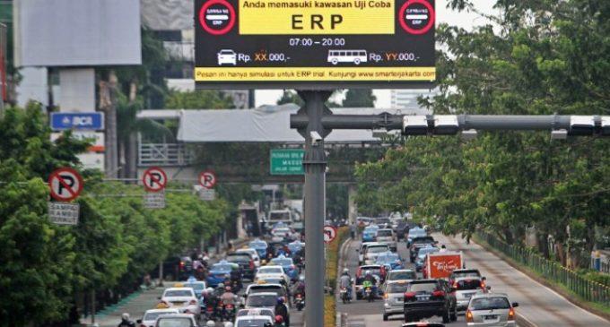 雅加达计划将在 2019 年  实行公路电子收费措施