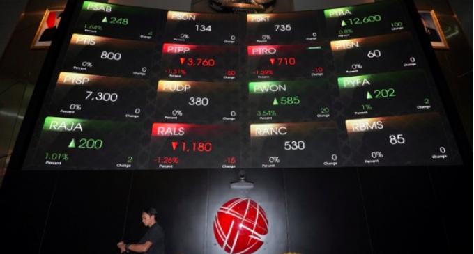 印尼及中国市场周二交易日 开盘涨跌不一