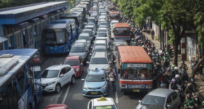 5 Tahun Lagi Jakarta Bisa Macet Total