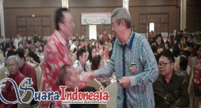 Hakka Yogyakarta Gelar Malam Penghormatan Pini Sepuh