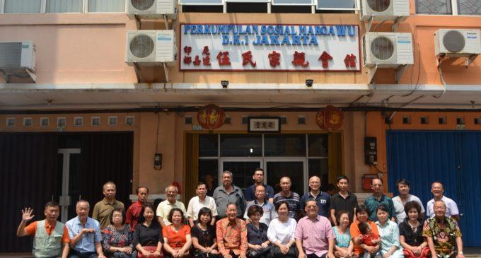 吁将华族优良传统世代传承 雅加达伍氏安定堂举行春季祭祖