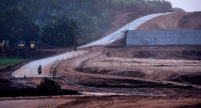 Lebaran 2018, Jalan Tol Batang-Semarang Difungsikan Satu Jalur