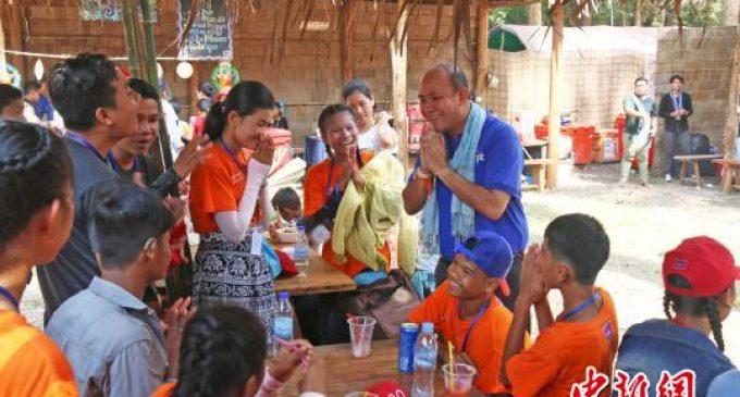 柬埔寨青年联合会主席洪玛尼: 青年交往将推动柬中世代友好
