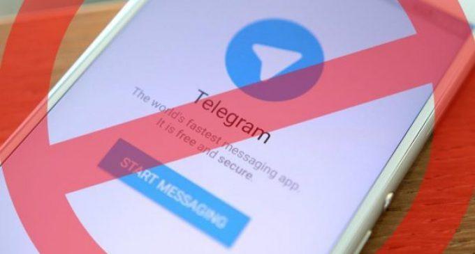 Di Rusia Aplikasi Telegram Sudah Diblokir, Ini Alasannya