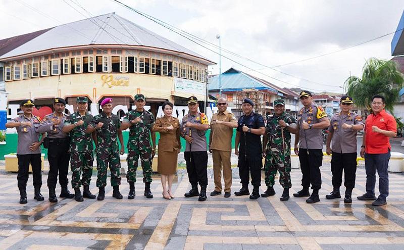 Walikota Singkawang Tjhai Chui Mie mengajak seluruh komponen masyarakat Bersatu Hati Bergandeng Tangan Sukseskan Perayaan Tahun Baru Imlek 2571 dan Festival Cap Go Meh 2020 Kota Singkawang