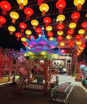 Bersatu Hati Bergandeng Tangan Sukseskan Perayaan Tahun Baru Imlek 2571 dan Festival Cap Go Meh 2020 Kota Singkawang.Foto 6