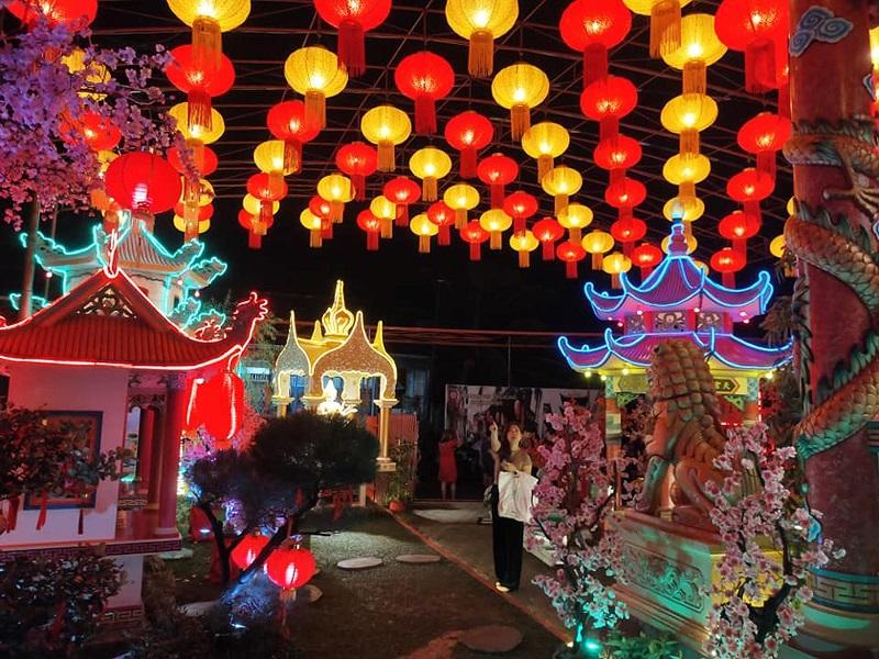 Bersatu Hati Bergandeng Tangan Sukseskan Perayaan Tahun Baru Imlek 2571 dan Festival Cap Go Meh 2020 Kota Singkawang.Foto 7