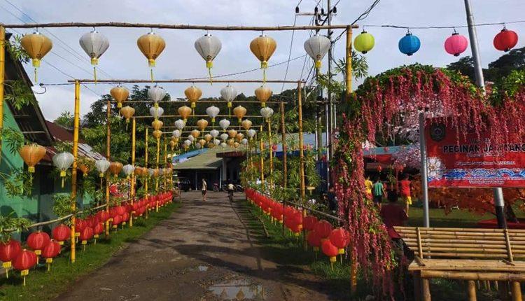 Taman Imlek Pecinan Jamthang Ingatkan Warga Perantauan Pulang Ke Kampung Halaman.Foto 4