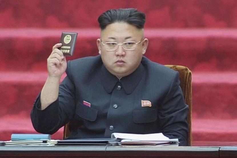 Kim Jong Un lakukan inspeksi di wilayah terkena banjir di ...